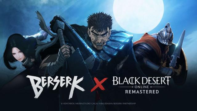 Berserk x Black Desert Online