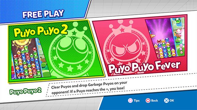 Puyo Modes