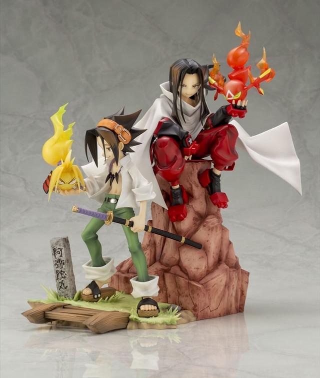 Картинки по запросу Shaman King ArtFX J Statues - 1/8 Scale Hao Asakura