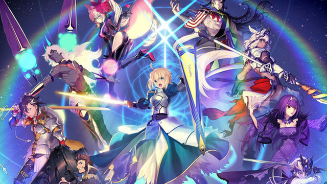Wow! Penghasilan Global Game Smartphone Fate/Grand Order Tembus 3 Milyar USD