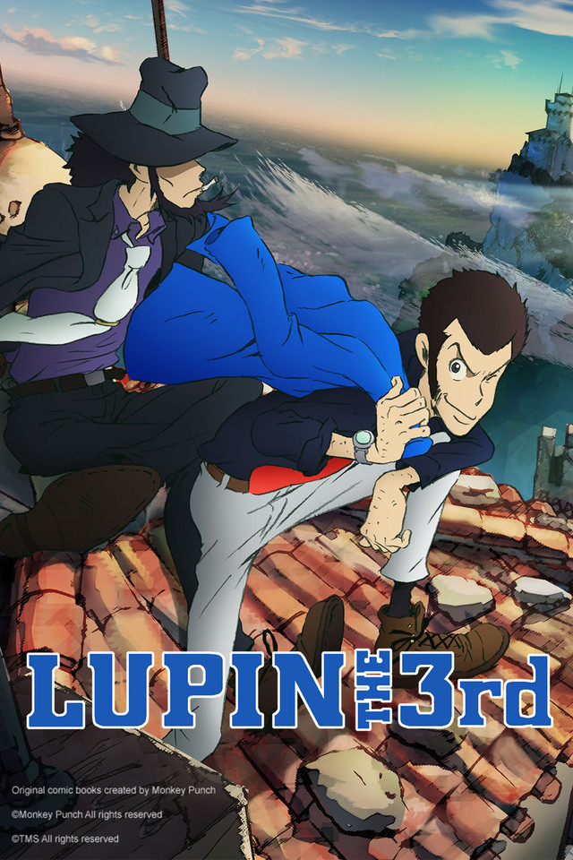 LUPIN THE 3rd PART4