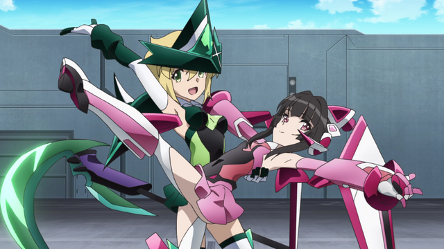 Crunchyroll - What We Want Out Of The New Symphogear Season