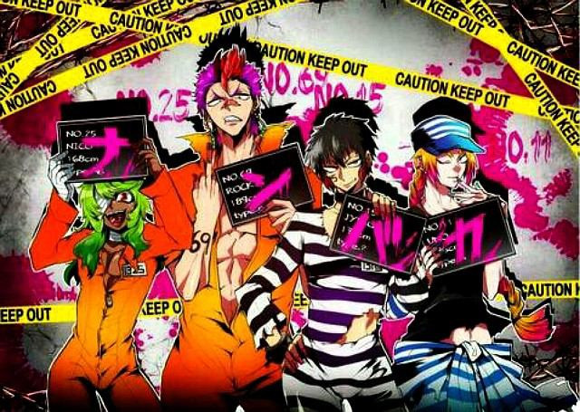 "Crunchyroll - ""Nanbaka - The Numbers"" Manga Breaks Out with 2016 ..."