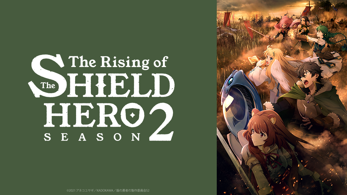 The Rising of the Shield Hero II