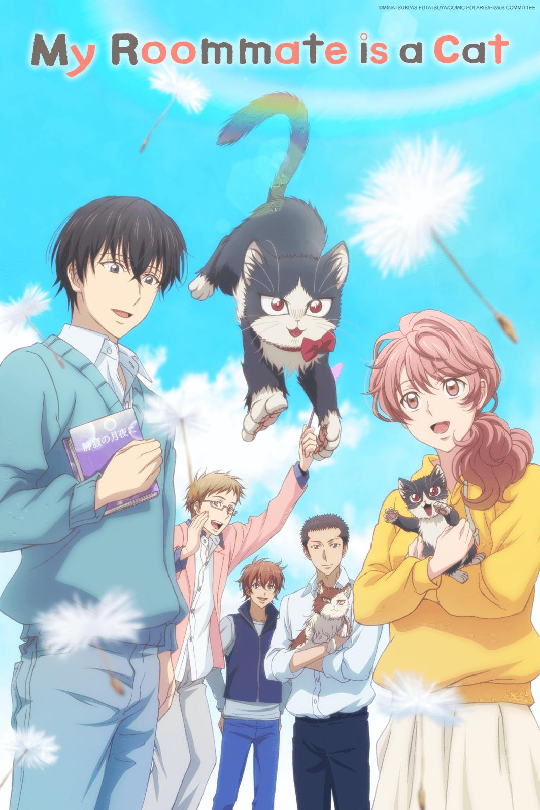 My Roommate is a Cat - Watch on Crunchyroll