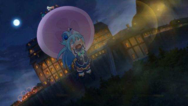 KONOSUBA Season 2, Aqua
