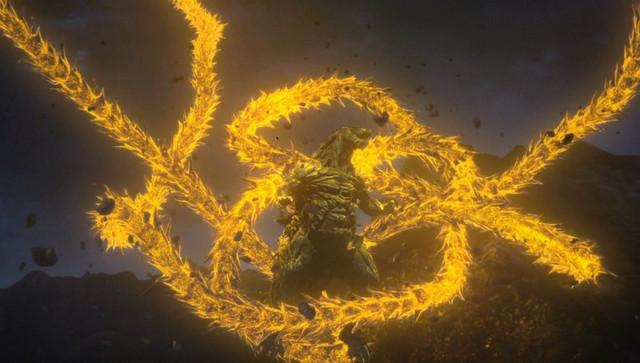 Crunchyroll - Kaiju Clash in Godzilla: The Planet Eater