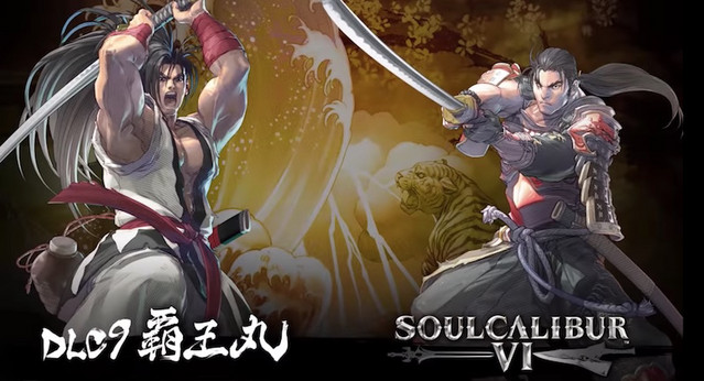SoulCalibur VI x SamSho