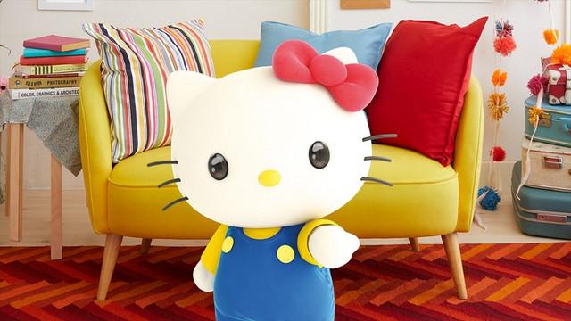 1347ea226 Crunchyroll - Hello Kitty Makes Her Virtual Youtuber Debut