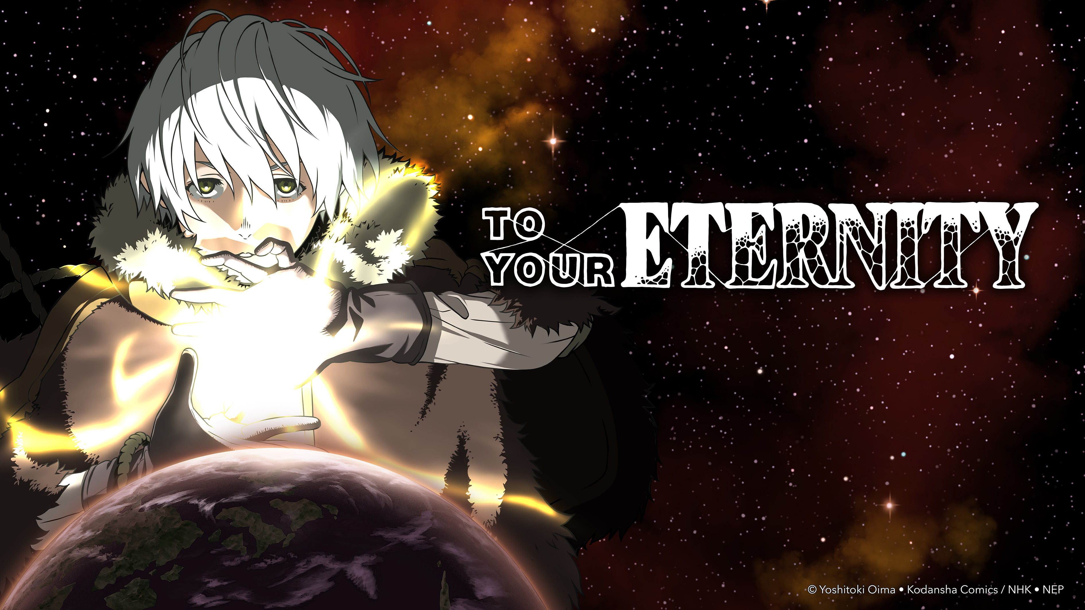 To Your Eternity