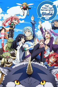 That Time I Got Reincarnated as a Slime is a featured show.