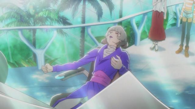 Transgender anime on crunchyroll
