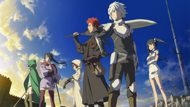 is it wrong to try to pick up girls in a dungeon 2, danmachi 2
