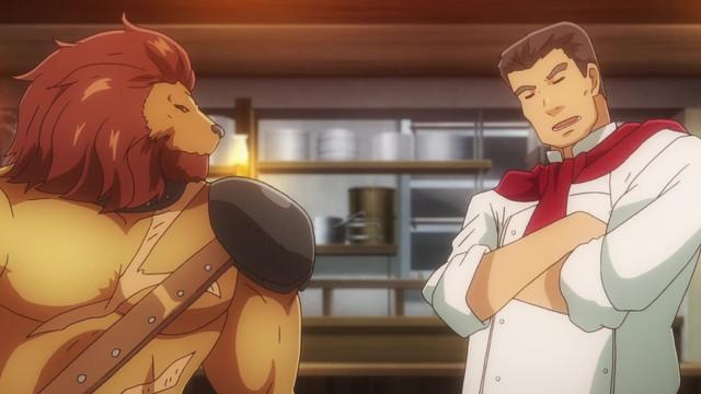 Watch Restaurant to Another World Episode 5 Online - Pork Cutlet ...