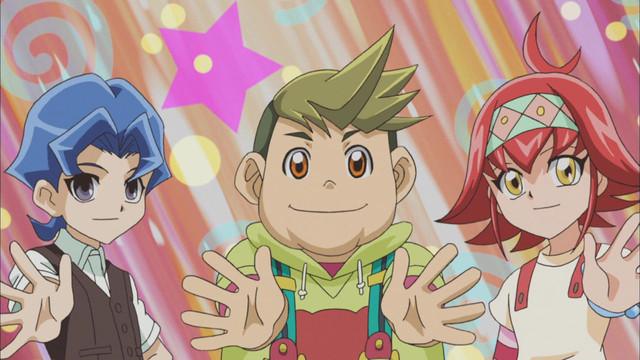 Yu☆Gi☆Oh! Arc-V Episode 10 Subtitle Indonesia