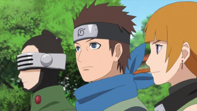 Watch Boruto: Naruto Next Generations Episode 12 Online - Boruto and