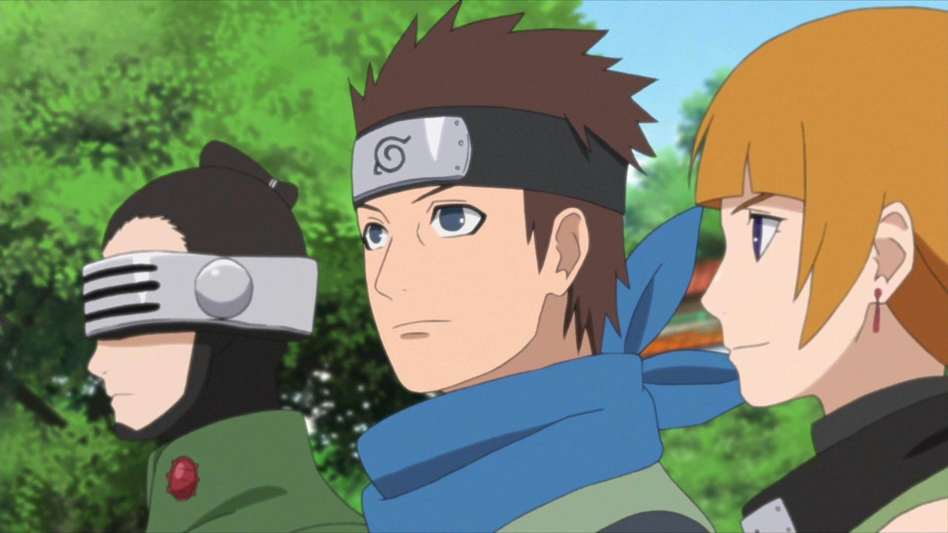 BORUTO: NARUTO NEXT GENERATIONS Episode 12, Boruto and Mitsuki