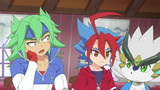 Future Card Buddyfight Ace Episode 28