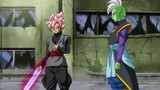 The God With the Immortal Body - Zamasu Descends