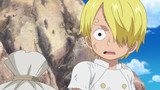 One Piece - Ilha Whole Cake (783-878) Episódio 801