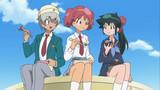 Keroro: The Naked Invader, Sir! / Natsumi & Saburo: Lunch Break Sky, Sir!