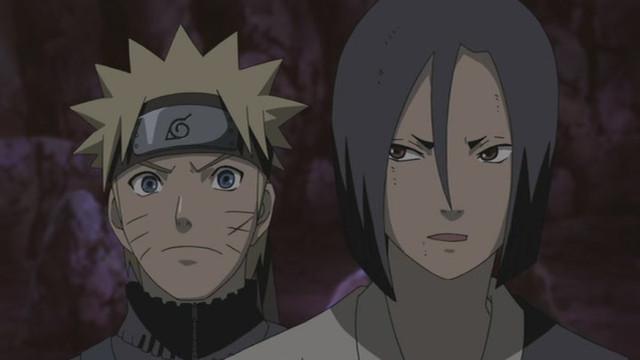 Naruto Shippuden The Guardian Shinobi Twelve Episode 61 Contact