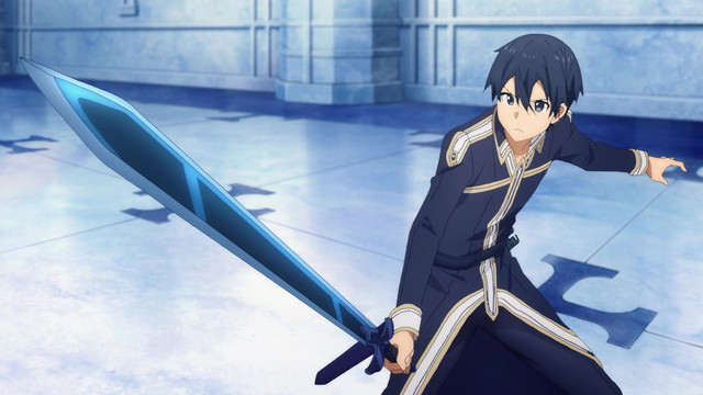 Sword Art Online Alicization Episode 21, The 32nd Knight
