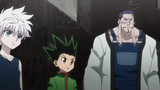 Hunter x Hunter Episodio 50