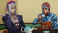 JoJo no Kimyou na Bouken Part 5: Ougon no Kaze - Episode 17