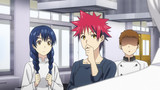 Food Wars! Shokugeki no Soma Episodio 11