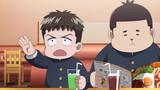 La razón de la ausencia de Aoyama-kun