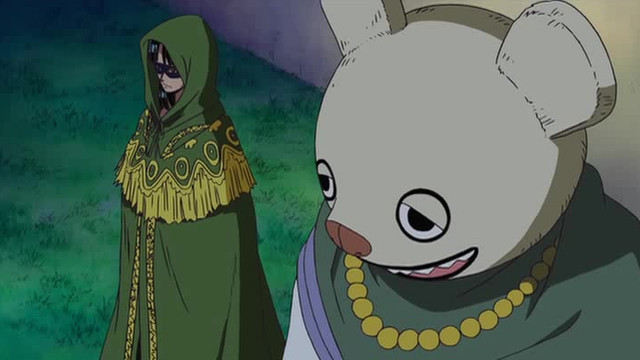 One Piece: Water 7 (207-325) Episode 242, Cannon Fire Is the