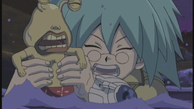 Yu-Gi-Oh! GX (Subtitled) Episode 137, Sho's Decision! The