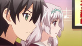 When Supernatural Battles Became Commonplace Episódio 12