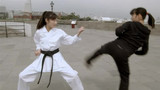 Movie - Karate Girl