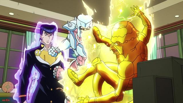 Watch JoJos Bizarre Adventure Diamond Is Unbreakable Episode 11 Online