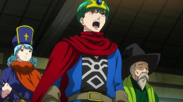 Gintama Season 3 (Eps 266-316) Episode 299, Strike When the Sword