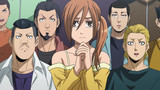 Hinomaru Sumo Episodio 8