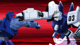 Gundam Build Fighters Episodio 3