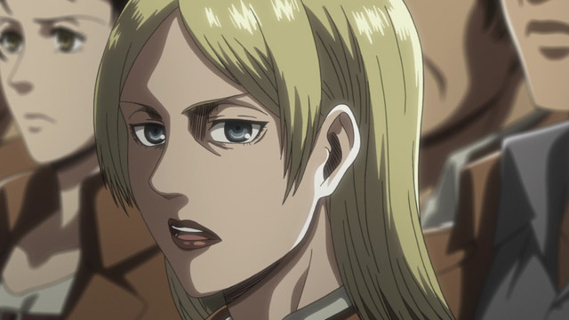 Attack on Titan Season 3 Episode 47, Friends, - Watch on Crunchyroll