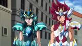 Os Cavaleiros do Zodíaco - Ômega Episódio 74