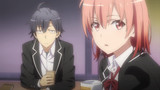 My Teen Romantic Comedy SNAFU TOO! Episode 1