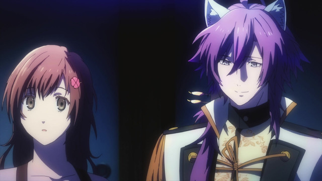 foto de SENGOKU NIGHT BLOOD Episode 6, Uesugi Discord, - Watch on Crunchyroll