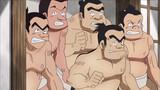 Abarenbou Rikishi! Matsutarou Episódio 5