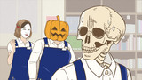 Skull-face Bookseller Honda-san Episode 8