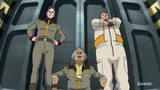 MOBILE SUIT GUNDAM UNICORN RE:0096 Episodio 16