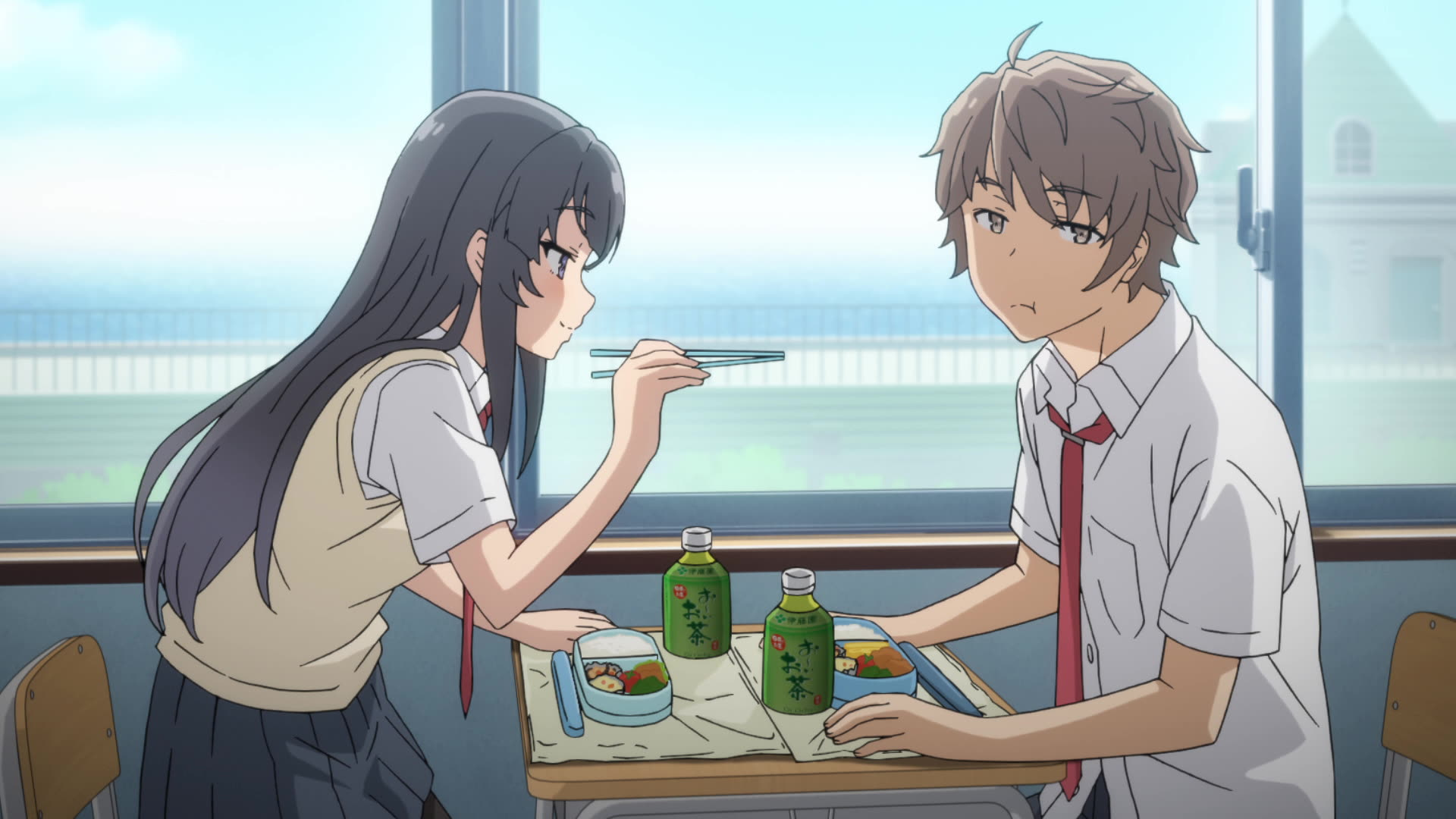 Rascal Does Not Dream Of Bunny Girl Senpai Episode 4 There Is No