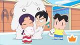 Shonen Ashibe GO! GO! Goma-chan Episode 119