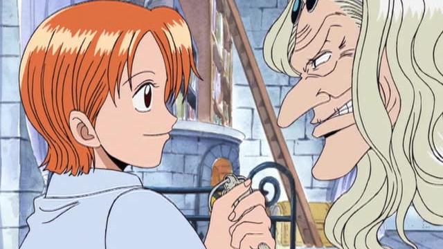 One Piece: Alabasta (62-135) Episode 90, Hiriluk's Cherry Blossoms