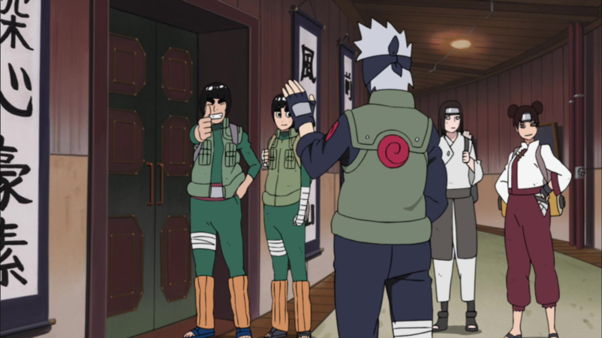 Naruto Shippuden: The Fourth Great Ninja War - Attackers from Beyond